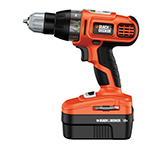 Black and Decker Cordless Drill & Driver Parts Black and Decker SS18C-Type-1 Parts