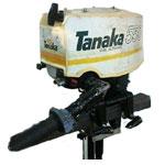 Tanaka Outboard Motors Parts Tanaka TOB-550 Parts