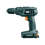 Black and Decker Cordless Drill & Driver Parts Black and Decker VP871K-Type-1 Parts