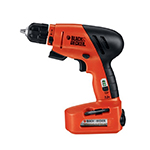 Black and Decker Cordless Drill & Driver Parts Black and Decker VPD850K-Type-1 Parts