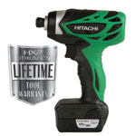 Hitachi Cordless Impact Wrenches & Driver Parts Hitachi WH10DFL Parts