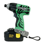 Hitachi Cordless Impact Wrenches & Driver Parts Hitachi WH18DMR Parts