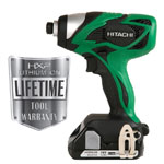 Hitachi Cordless Impact Wrenches & Driver Parts Hitachi WH18DSAL Parts