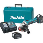 Makita Cordless Grinder Parts Makita XAG03M Parts