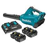 Makita Cordless Blower Parts Makita XBU02PTX1 Parts