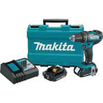 Makita Cordless Drill Parts Makita XFD10R Parts