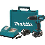 Makita Cordless Hammer Drill Parts Makita XPH01A Parts
