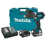Makita Cordless Hammer Drill Parts Makita XPH03M Parts