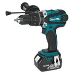 Makita Cordless Hammer Drill Parts Makita XPH03Z Parts