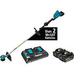 Makita Cordless Trimmer Parts Makita XRU07PT Parts