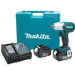 Makita Cordless Impact Wrench & Driver Parts Makita XWT05 Parts