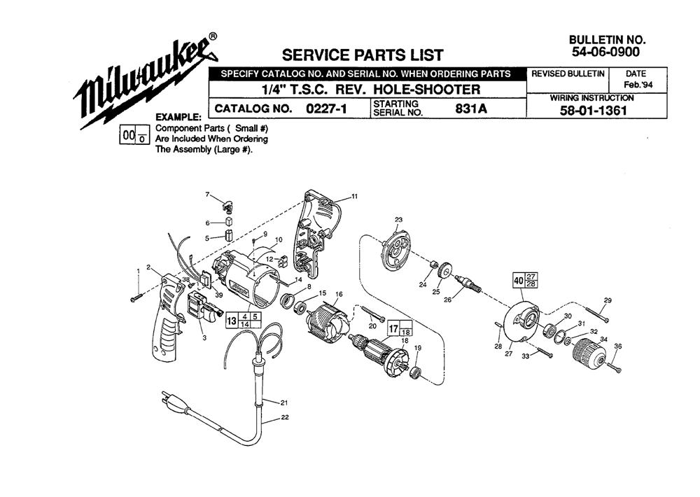 wiring diagram for milwaukee sawzall
