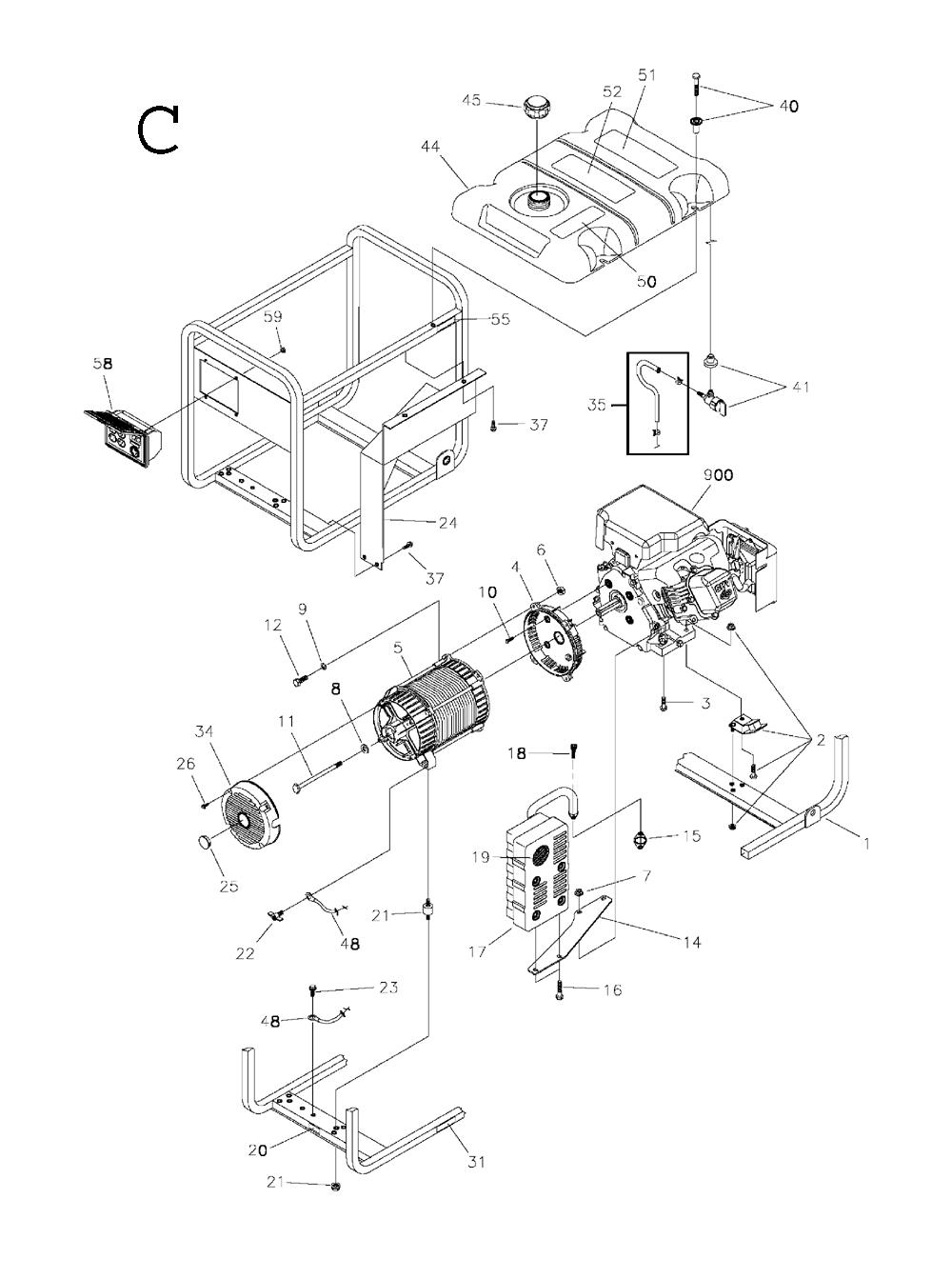 030208-0-BriggsandStratton-PB-2Break Down