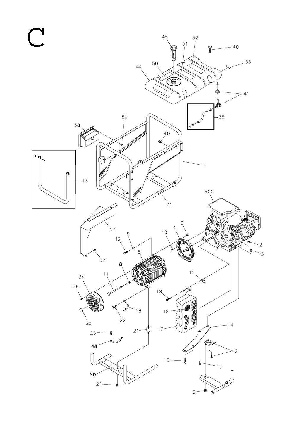 030235-0-BriggsandStratton-PB-2Break Down