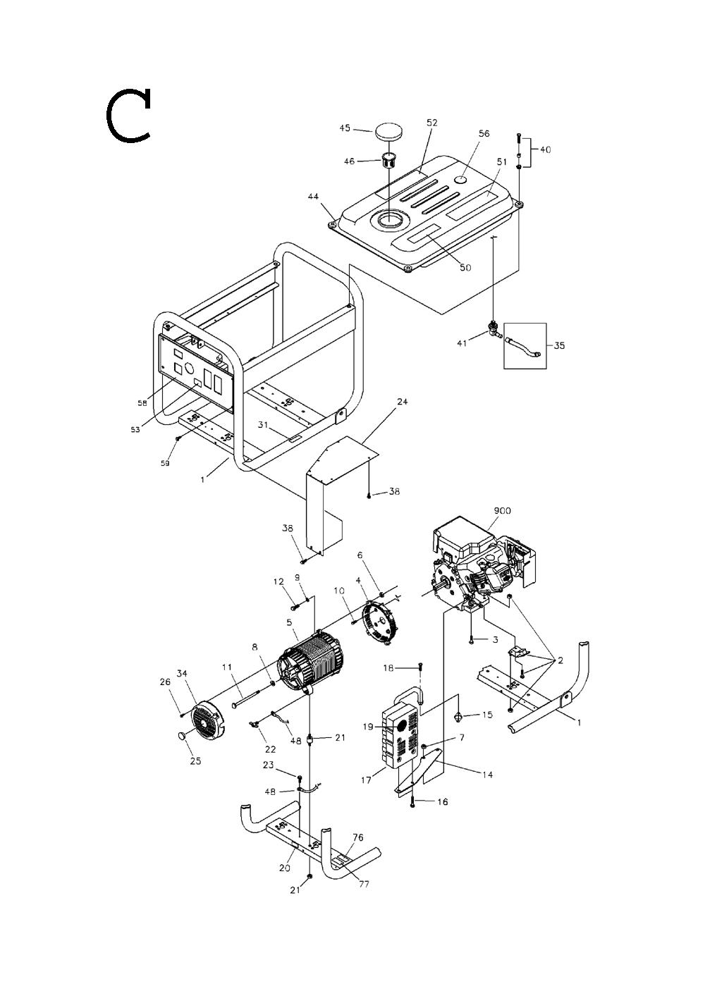 030236-0-BriggsandStratton-PB-2Break Down