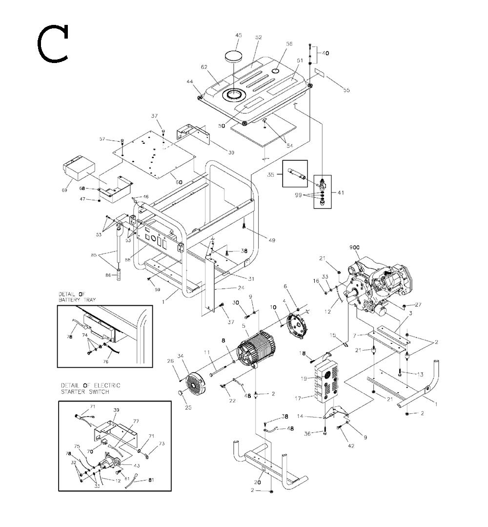 030244-2-BriggsandStratton-PB-2Break Down
