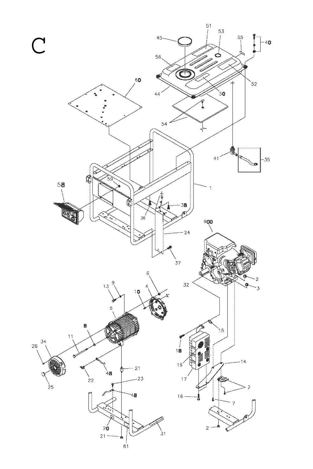 030333-0-BriggsandStratton-PB-2Break Down
