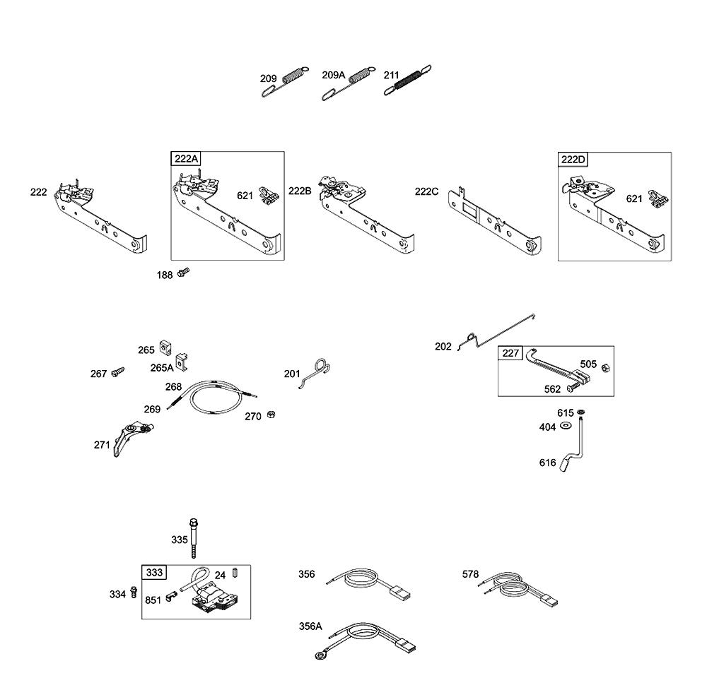 10E900-(0100)-BriggsandStratton-PB-3Break Down