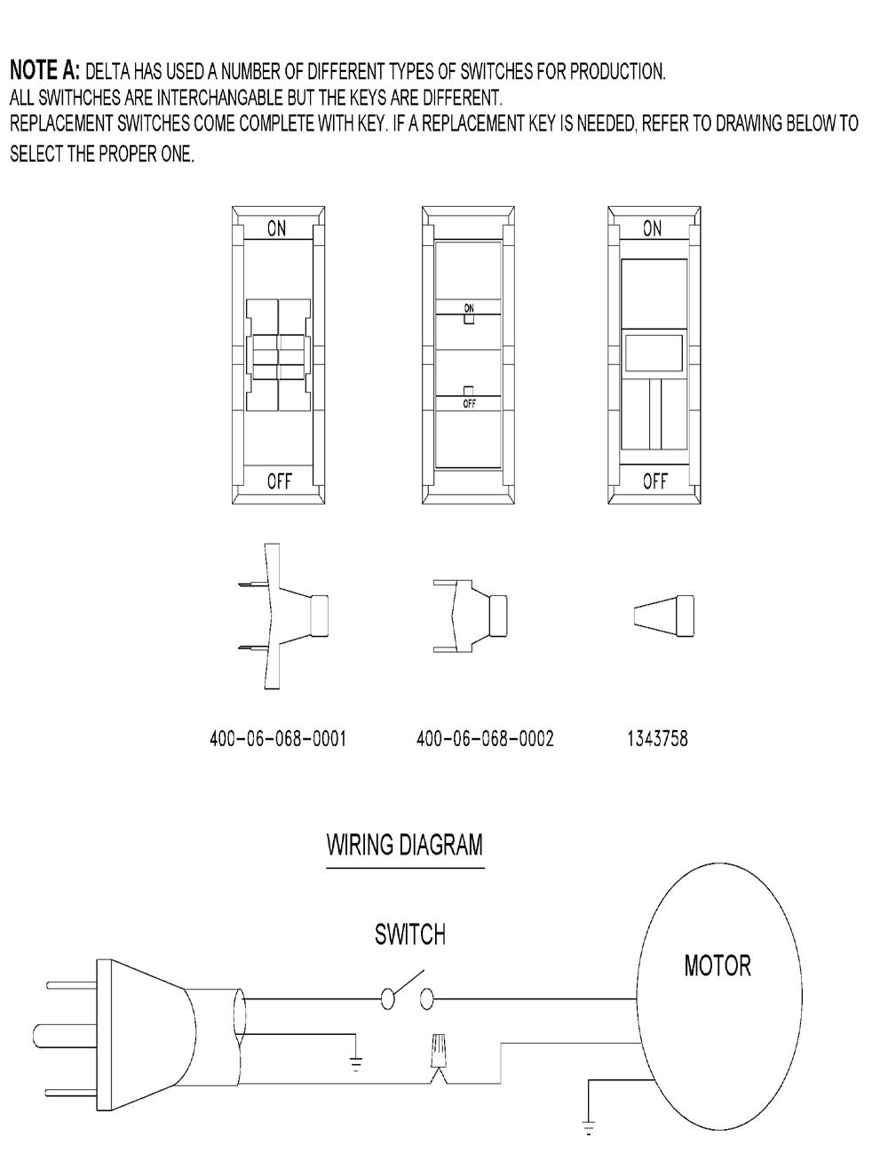 11-900-Delta-T2-PB-1Break Down