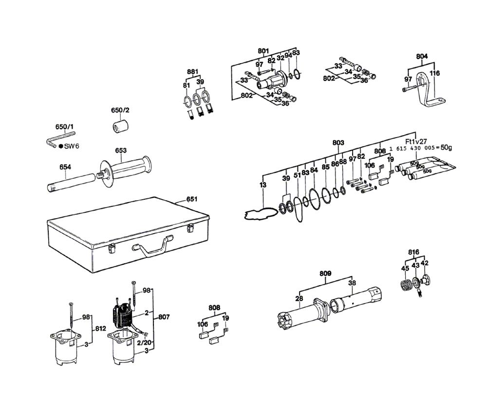 11209-(0611209034)-Bosch-PB-1Break Down