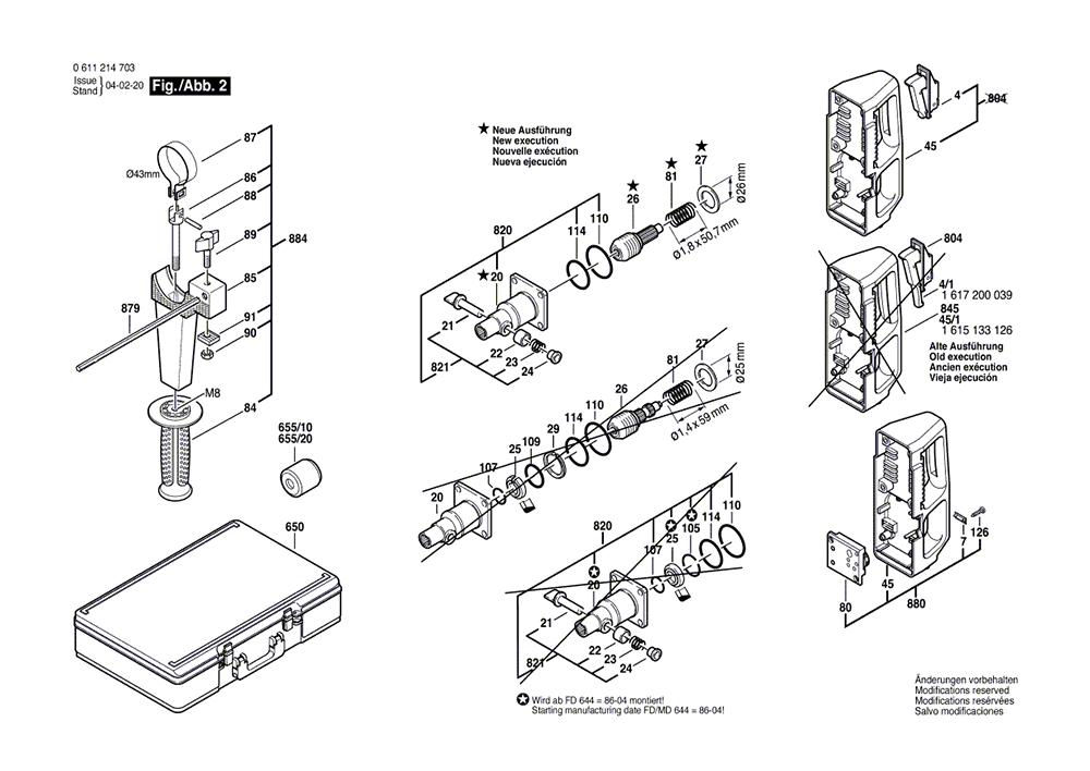 11214VS(0611214739)-bosch-PB-1Break Down