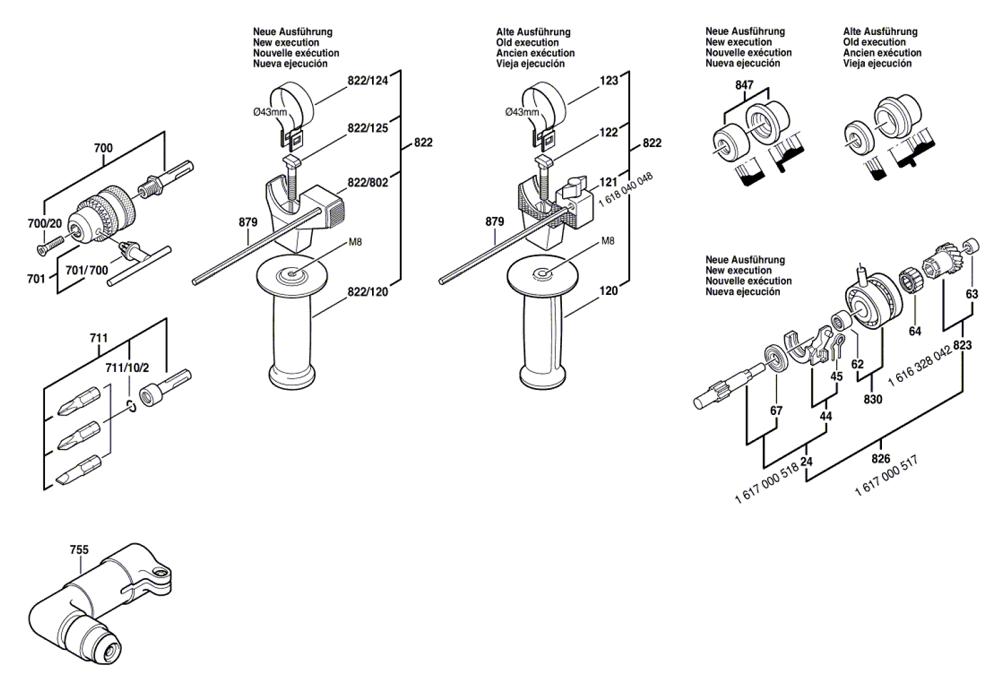 11228VS-(0611228639)-Bosch-PB-1Break Down