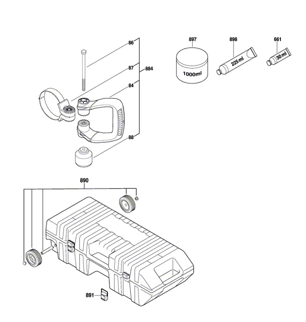 11335-(3611C35010)-Bosch-PB-1Break Down