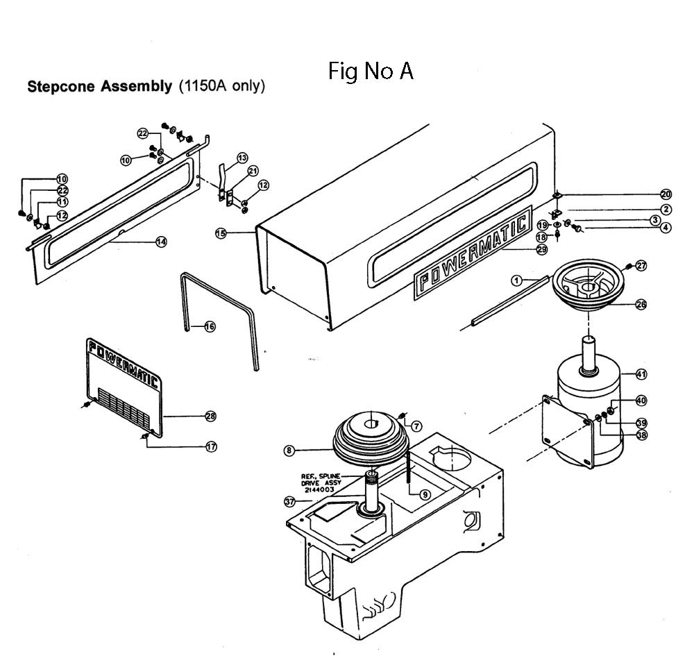 1150A-PowerMatic-PB-1Break Down