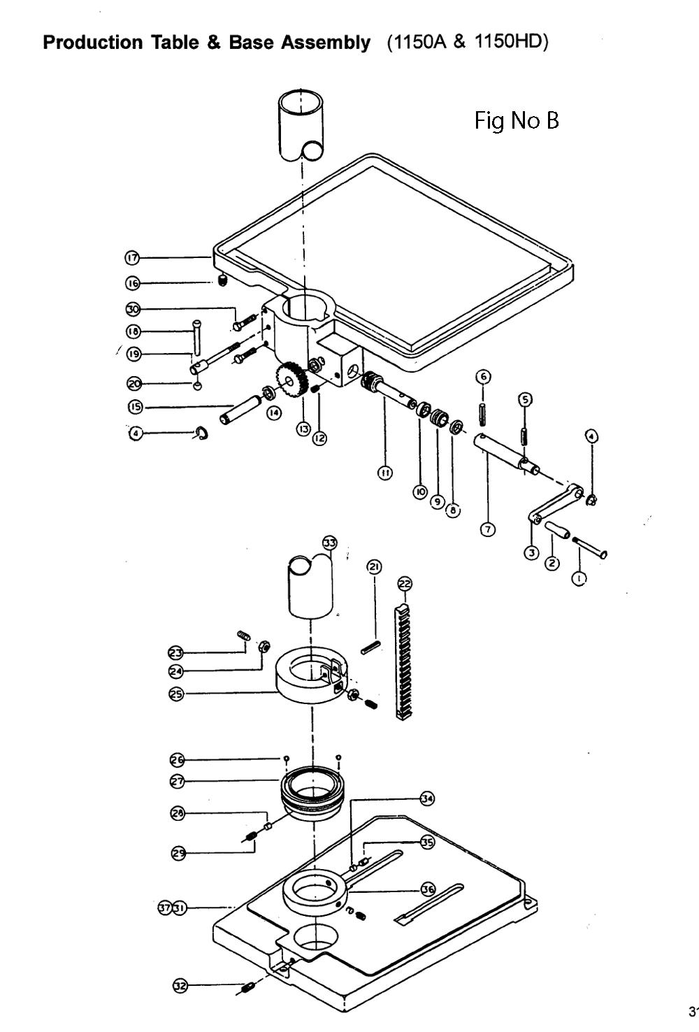 1150A-PowerMatic-PB-2Break Down