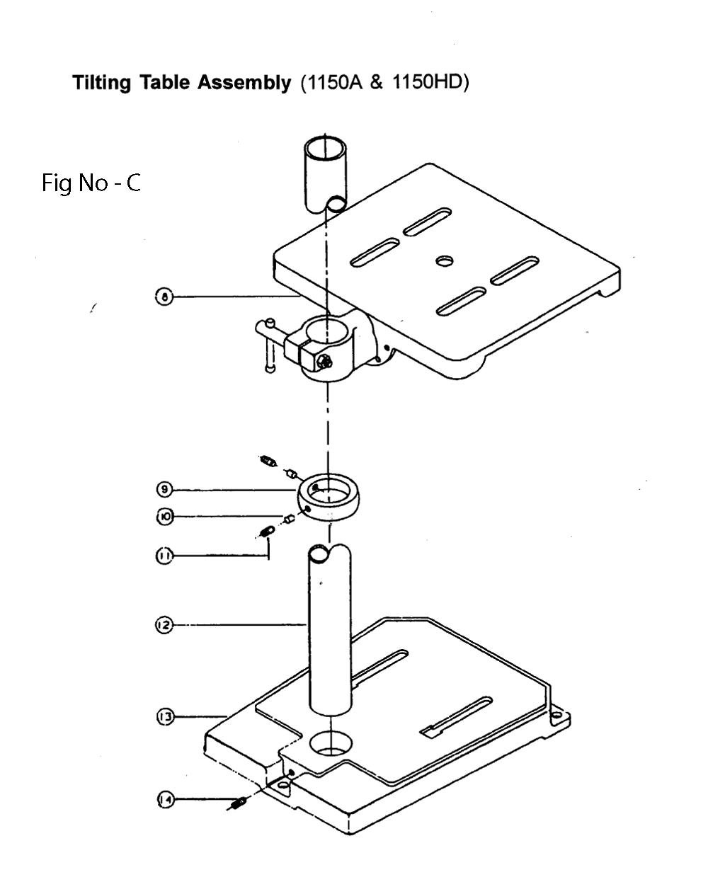 1150A-PowerMatic-PB-3Break Down
