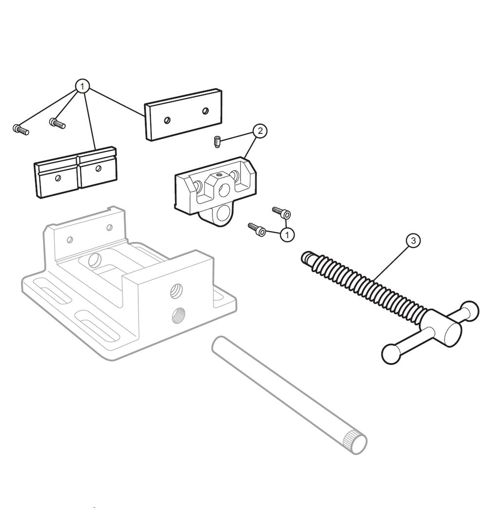 Wilton Vise Parts Buy 11624dp44 Replacement Tool 644 111217 Diagram Free