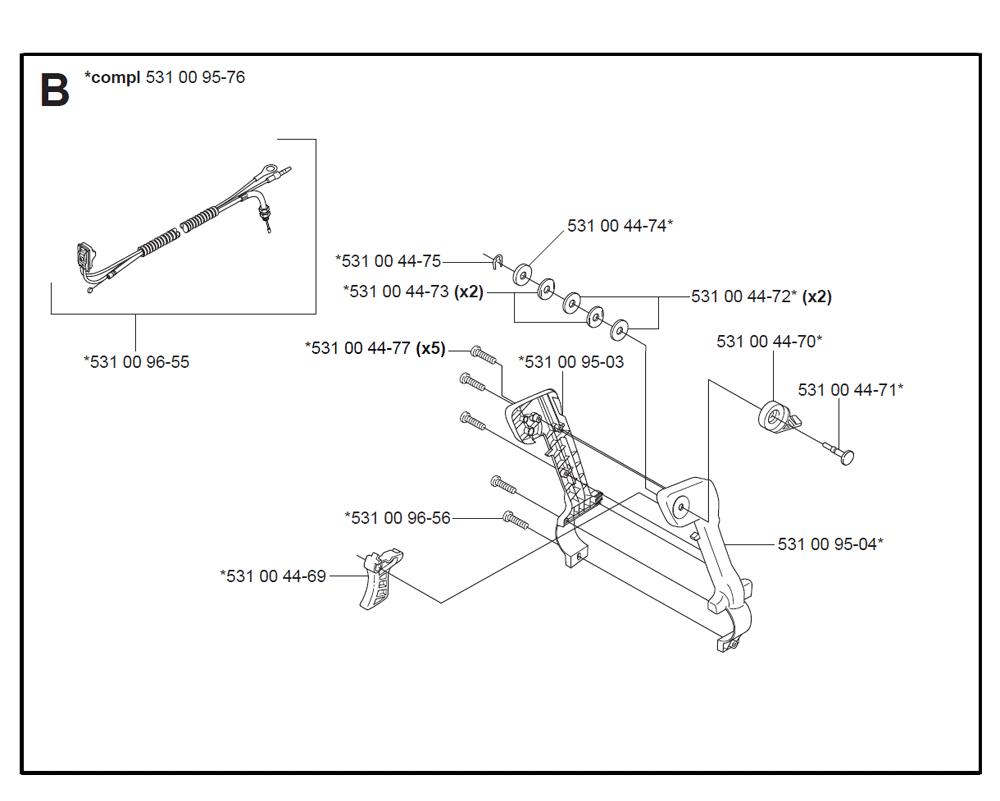 125BT-T2-Husqvarna-PB-1Break Down