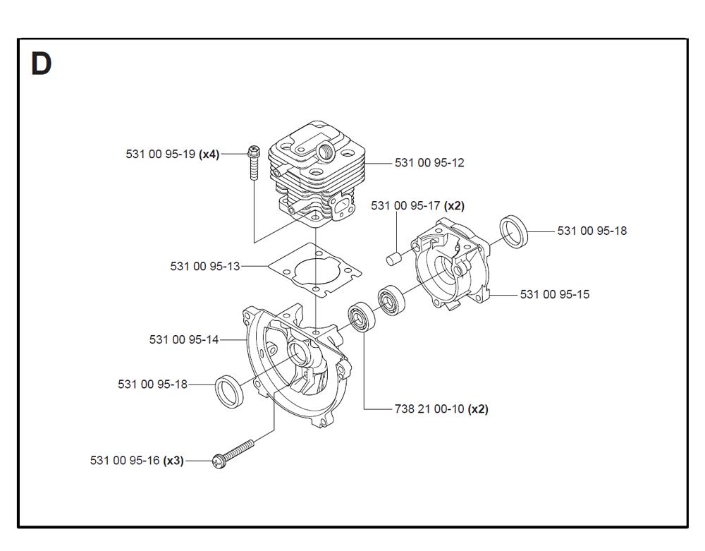 125BT-T3-Husqvarna-PB-3Break Down