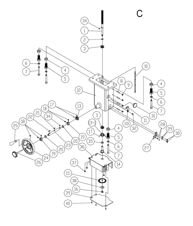 1280102C-powermatic-PB-3Break Down