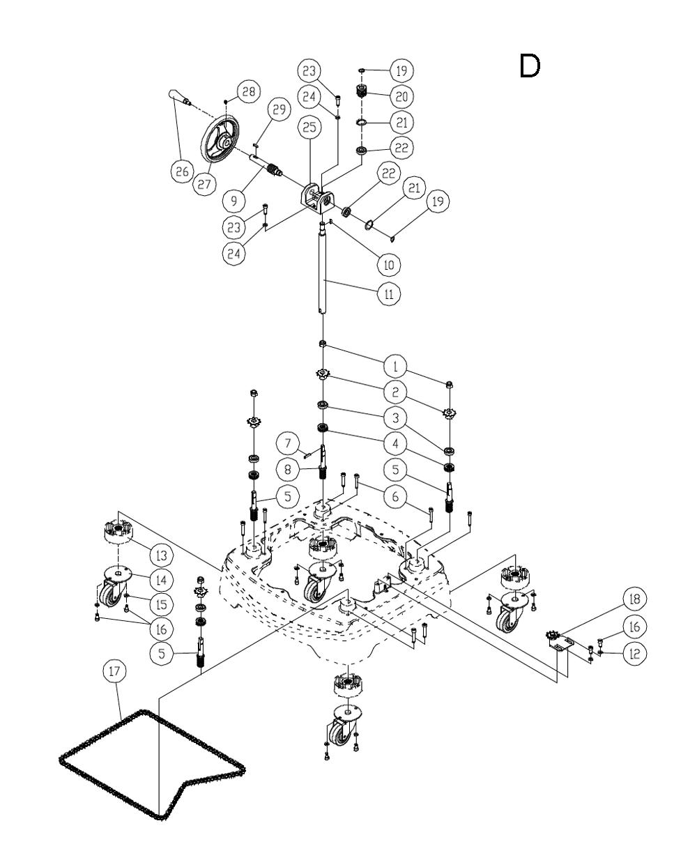 1280102C-powermatic-PB-4Break Down