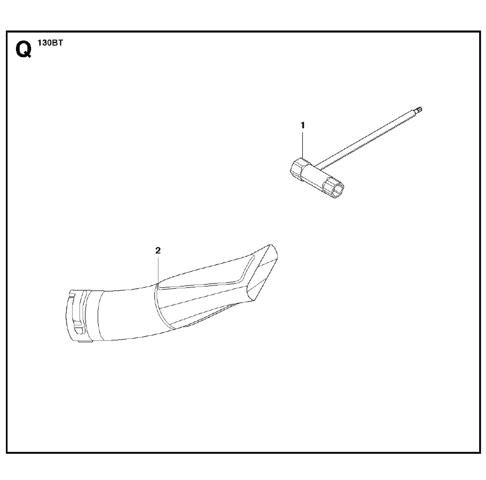 130BT-T1-Husqvarna-PB-14Break Down