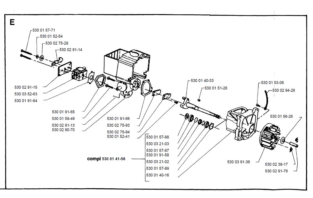 132HBV-T2-Husqvarna-PB-4Break Down