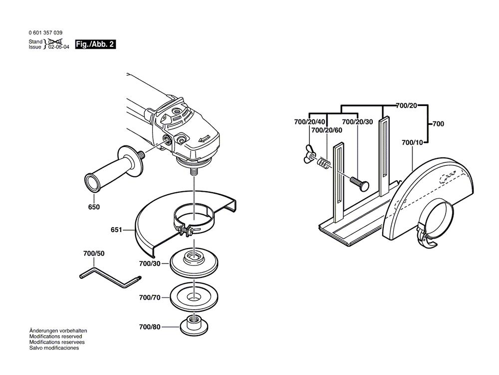 1357(0601357039)-bosch-PB-1Break Down
