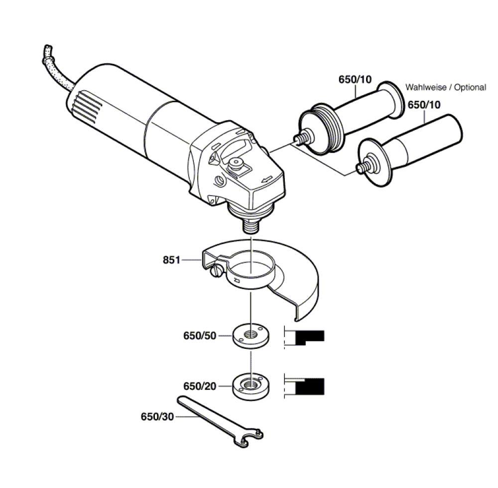 1375-01-(0601375090)-Bosch-PB-1Break Down