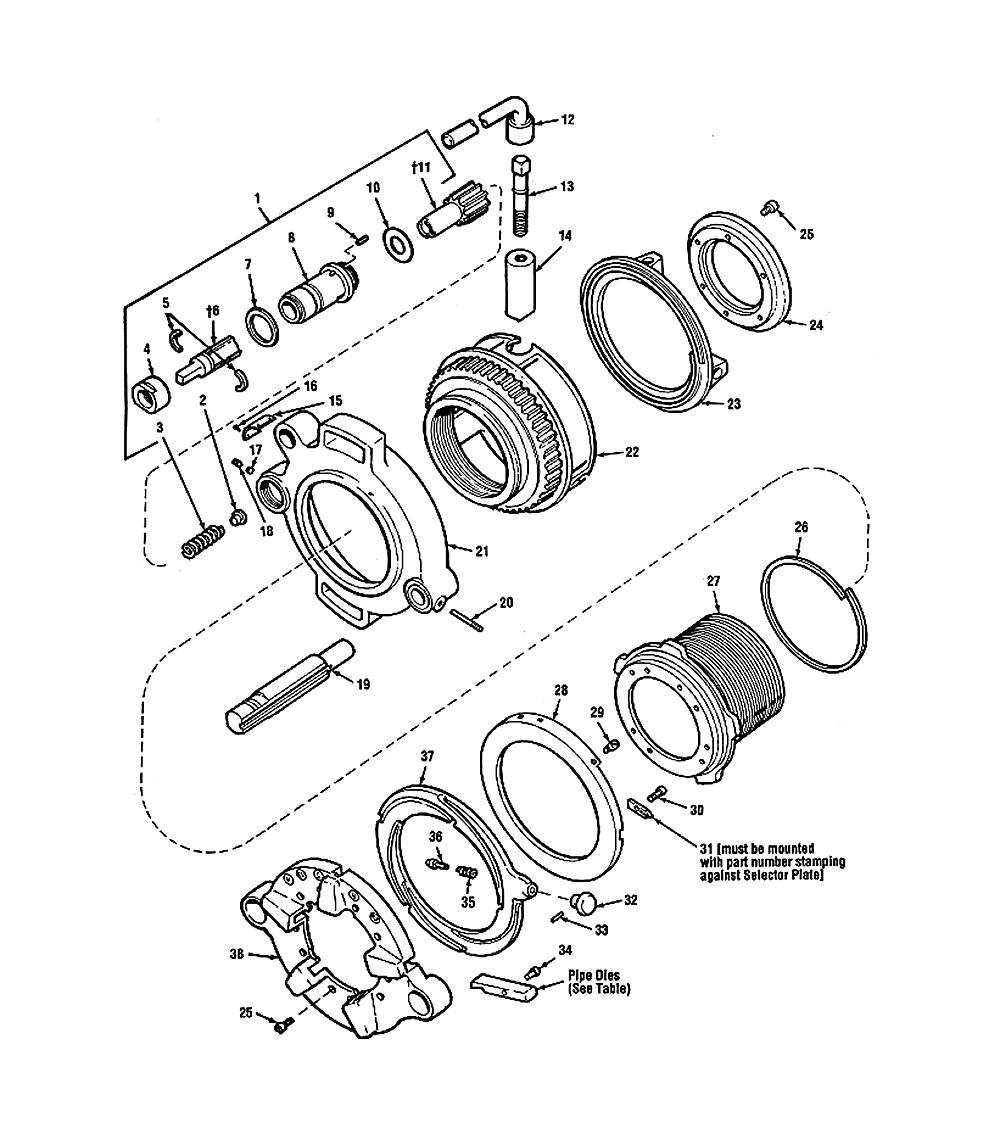 buy ridgid 141 replacement tool parts