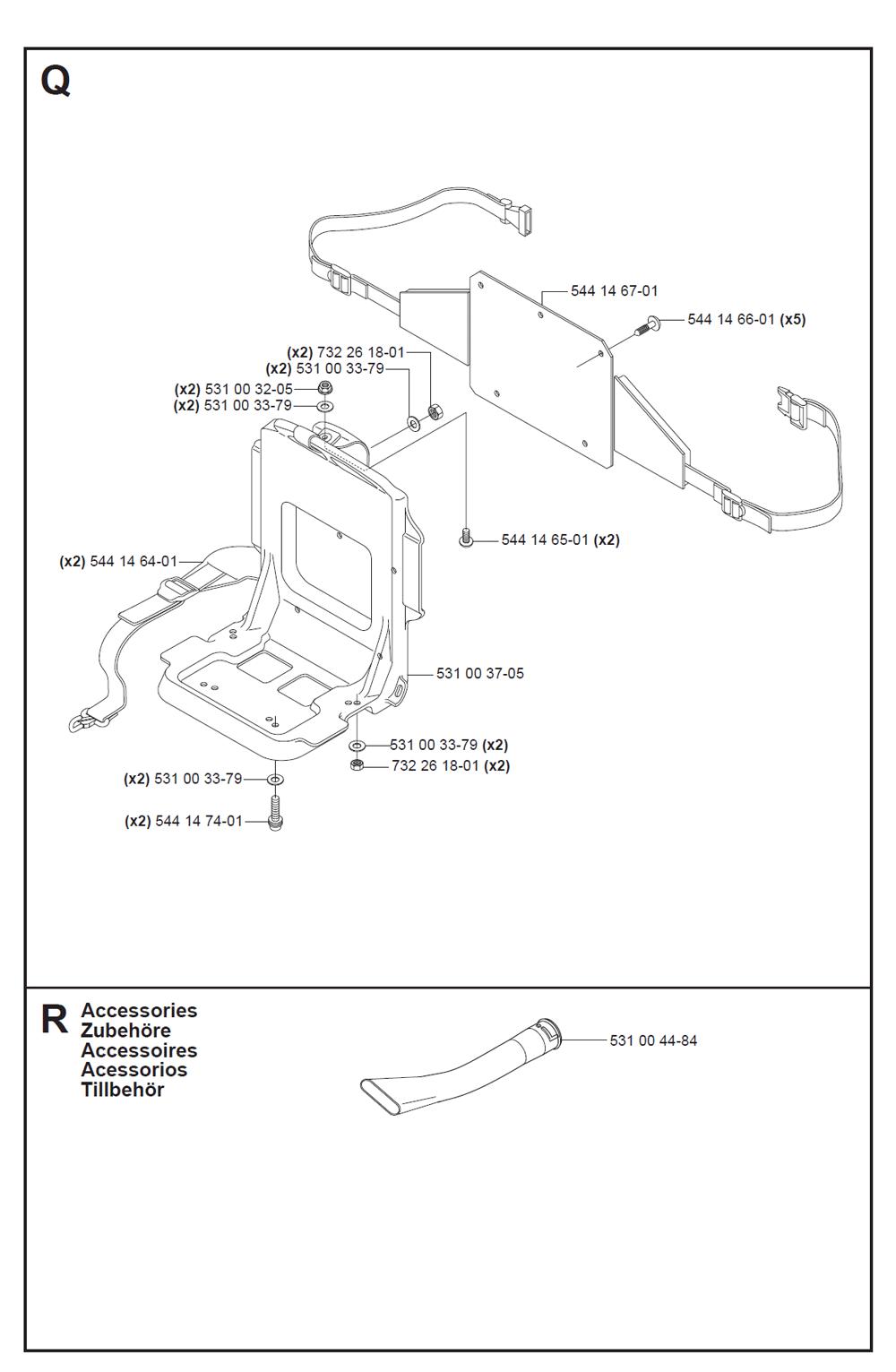 145BT-T1-Husqvarna-PB-6Break Down