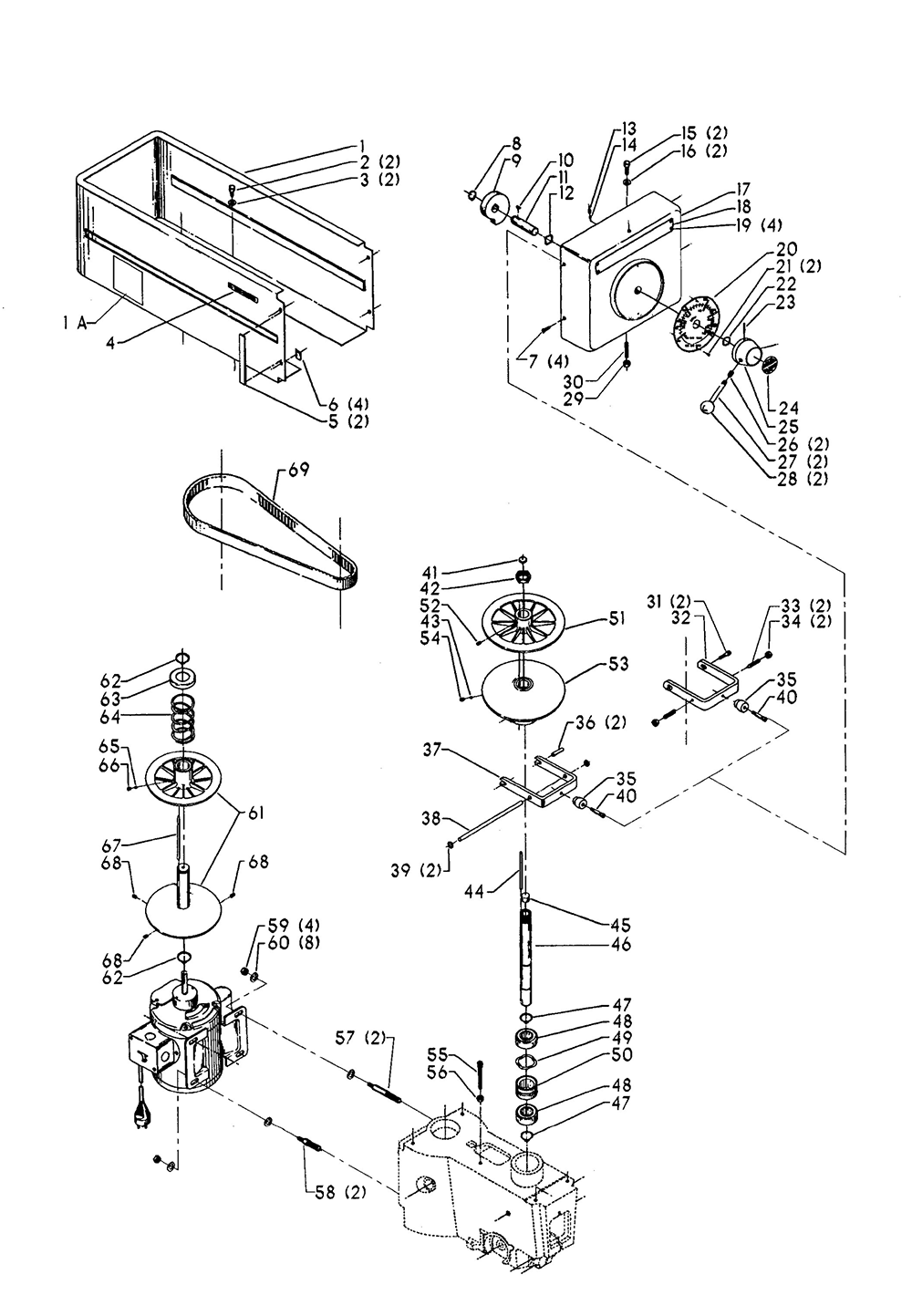 buy delta 15 352 type 1 replacement tool parts delta 15 352 type 1 accessories parts diagram