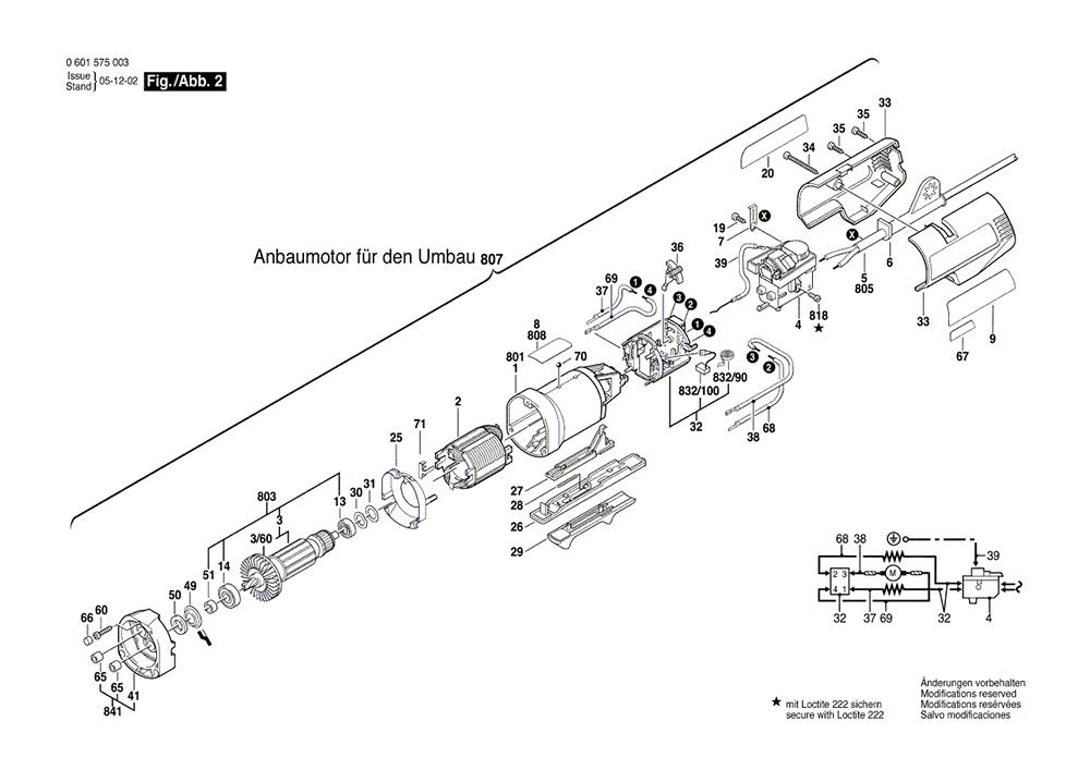 1575(0601575050)-bosch-PB-1Break Down