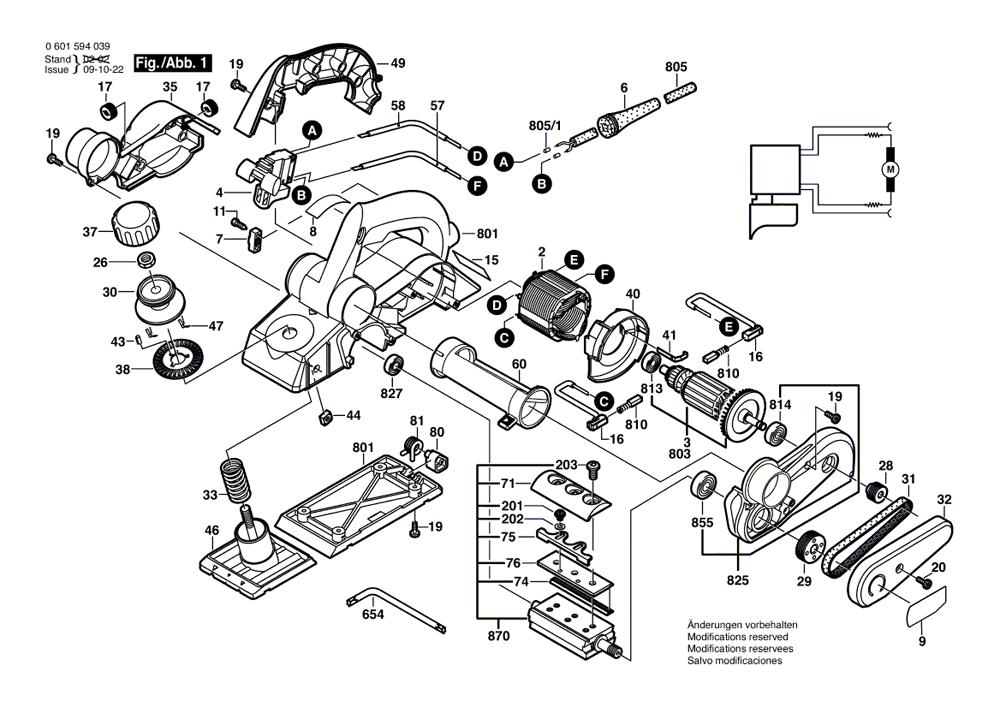 buy bosch 1594k 3 4 x 3  32 inch  2 6 mm  w   bevel guide