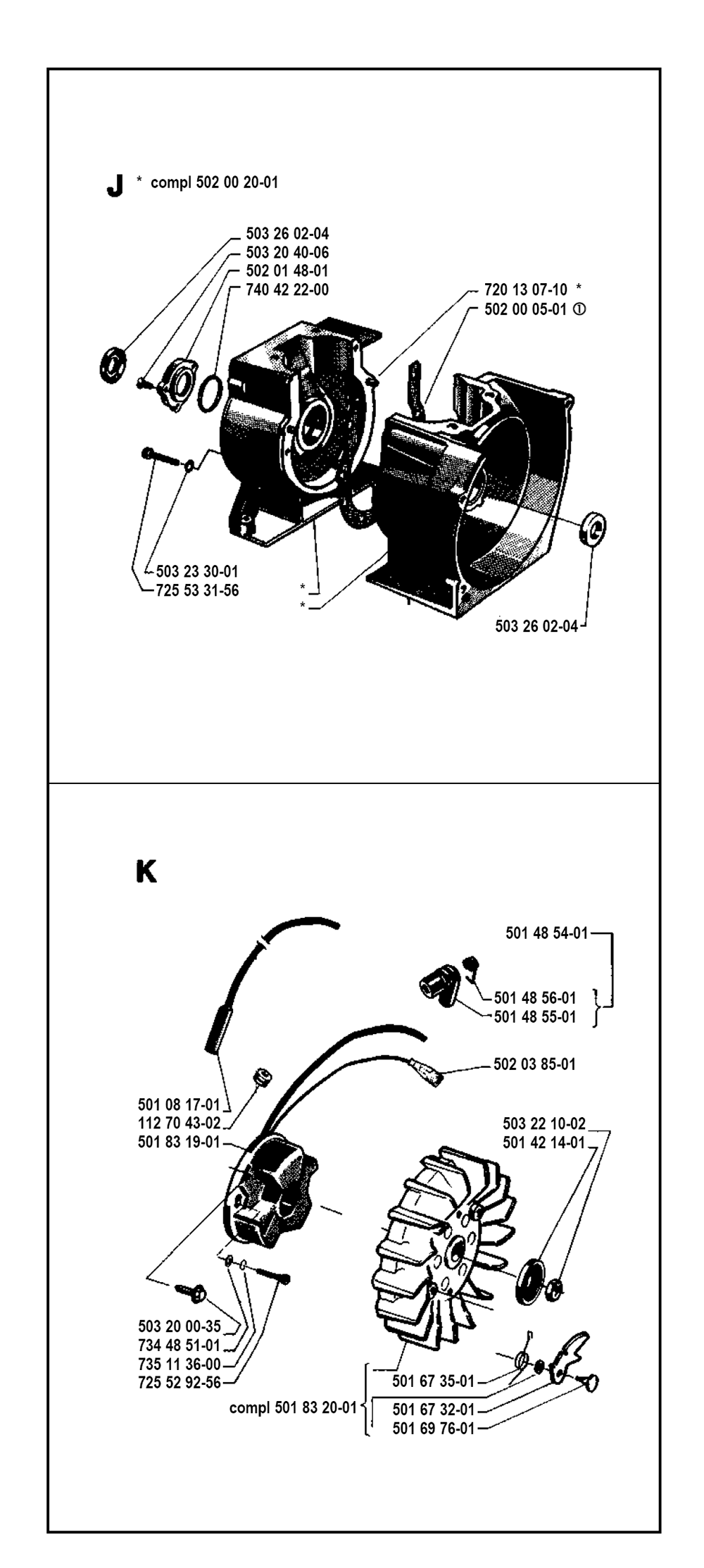 165 RX-(I8600001)-Husqvarna-PB-4Break Down