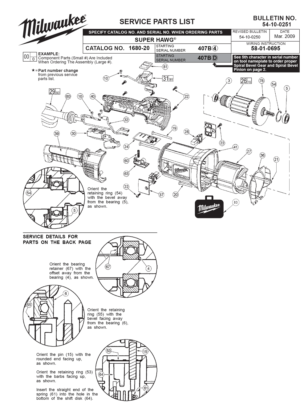 20 Parts Active Sale Milwaukee Sawzall Wiring Diagram Kohler Magnum Engine And