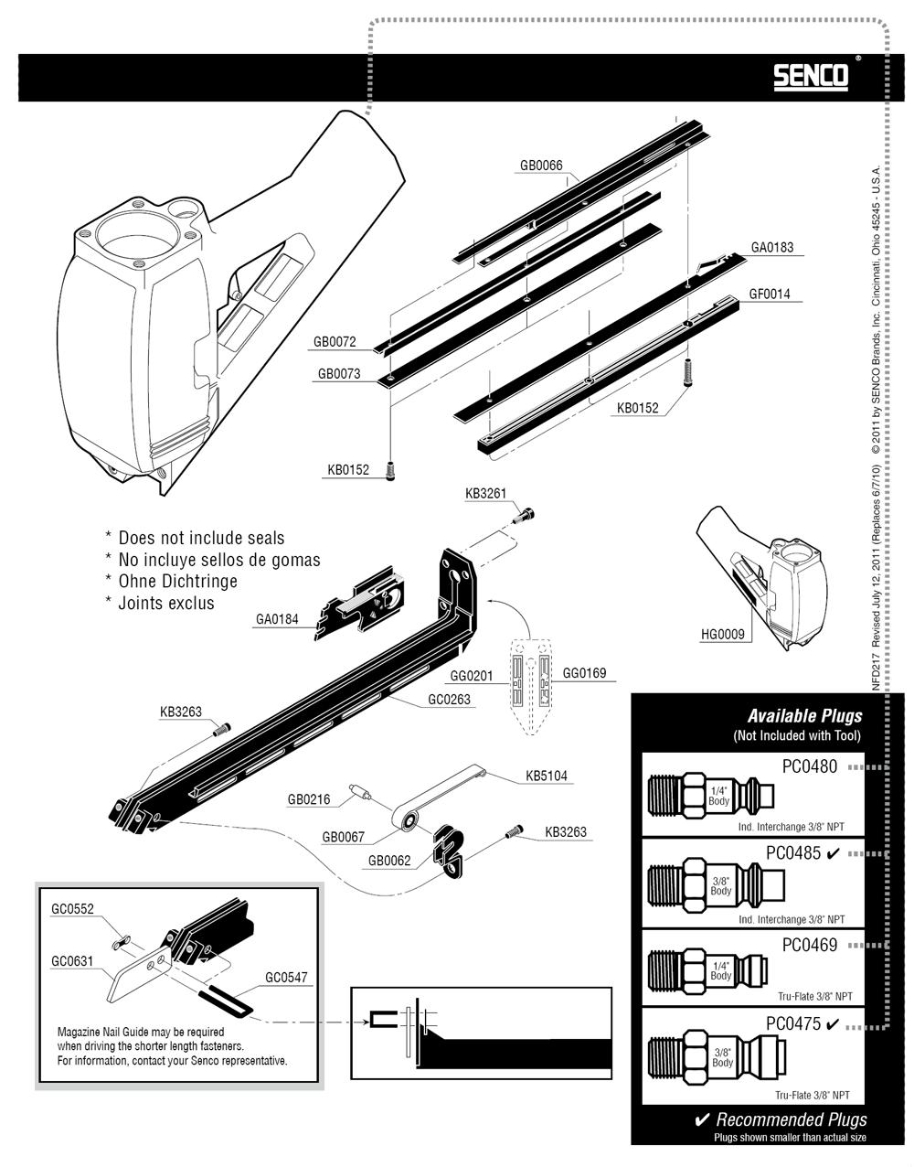 170301N-senco-PB-1Break Down