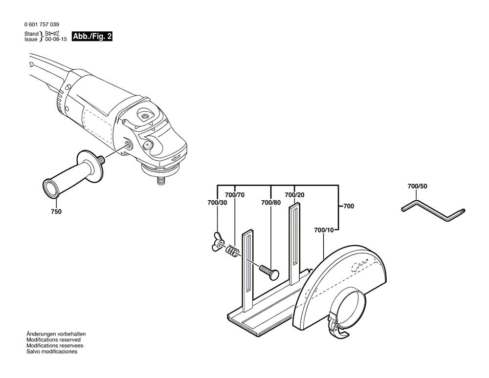 1757(0601757039)-bosch-PB-1Break Down