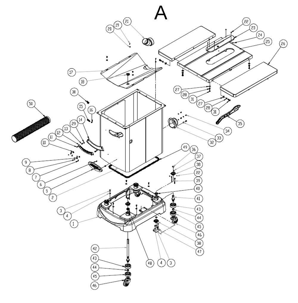 1792005K-powermatic-PB-1Break Down