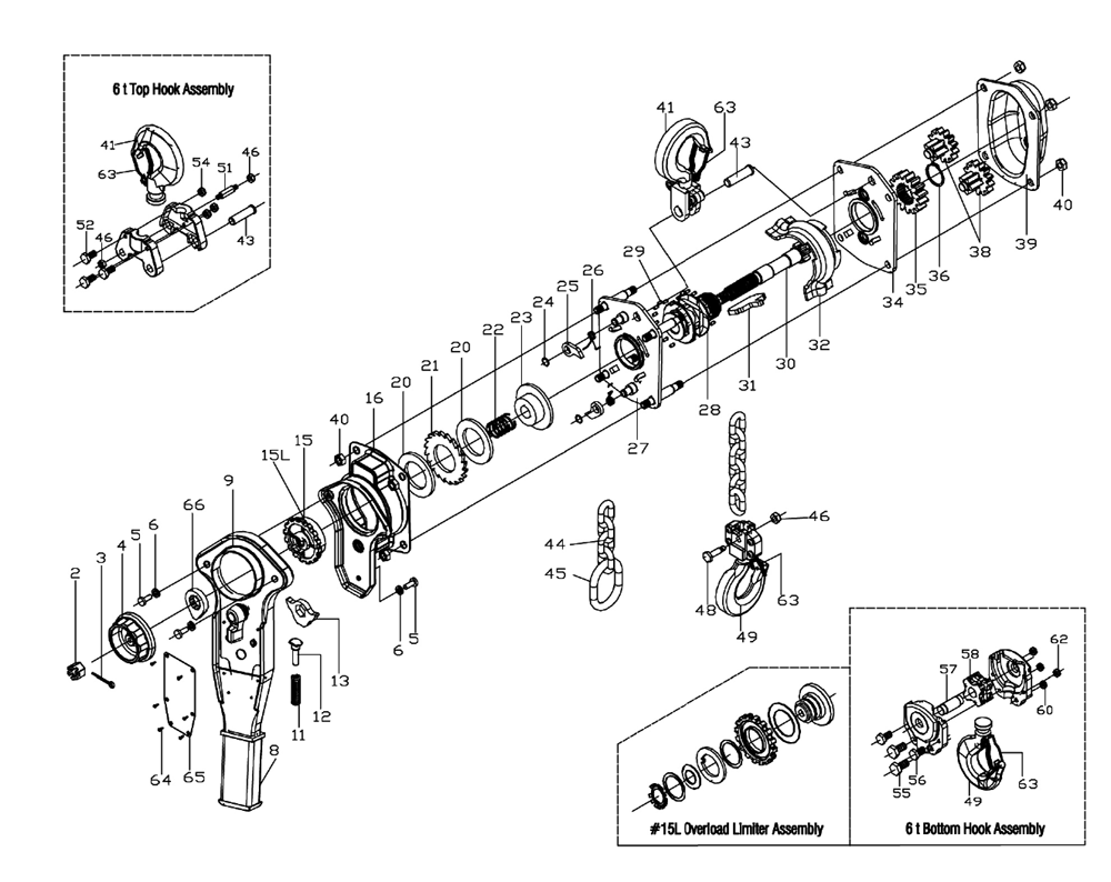 3 4 Ton Chain Hoist Diagram | Online Wiring Diagram  Ton Jet Chain Hoist Wiring Diagram on